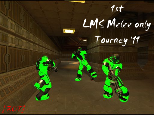 Take part in the first ever LMS, melee-only tourney!